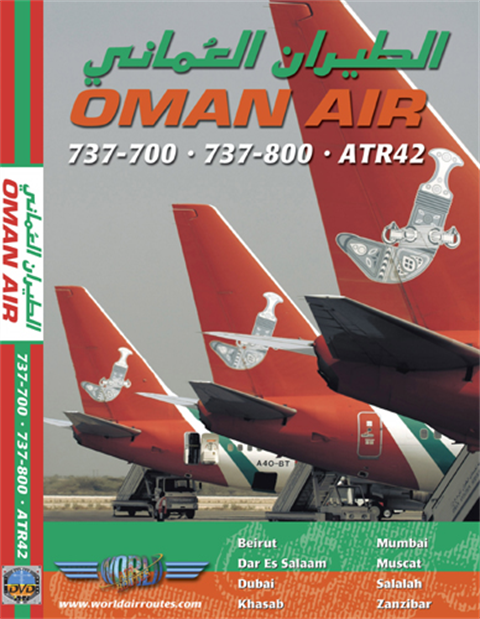 WAR : Oman Air 737-700 & 737-800