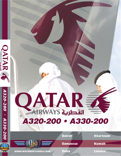 WAR : Qatar Airways A320 & A330