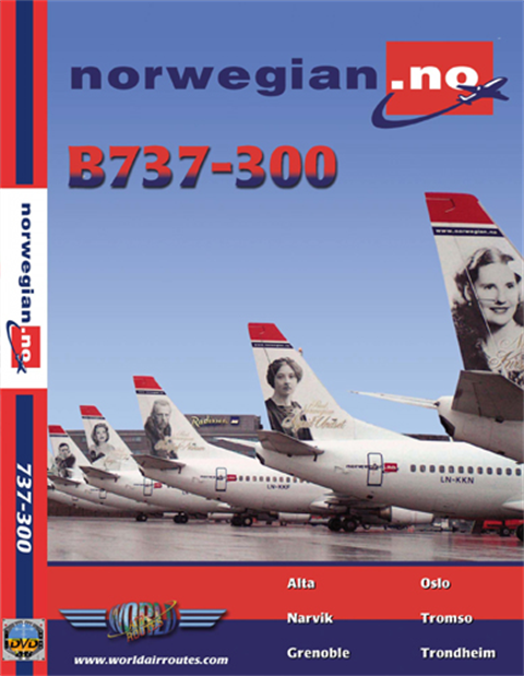 WAR : Norwegian 737-300