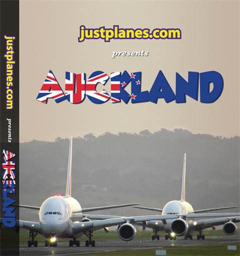 WORLD AIRPORT : Auckland (DVD)