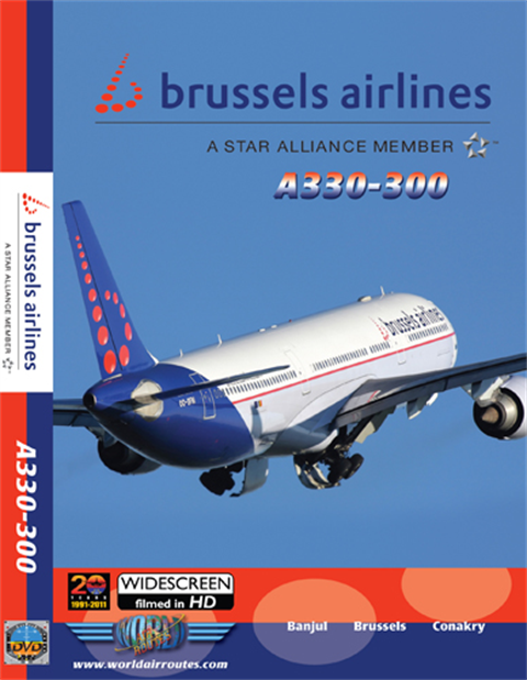 WAR : Brussels Airlines A330