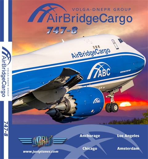 Air Bridge 747-8 (DVD)
