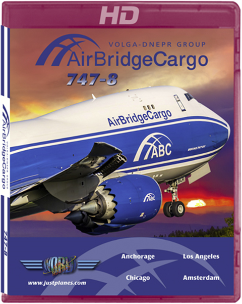 Air Bridge 747-8