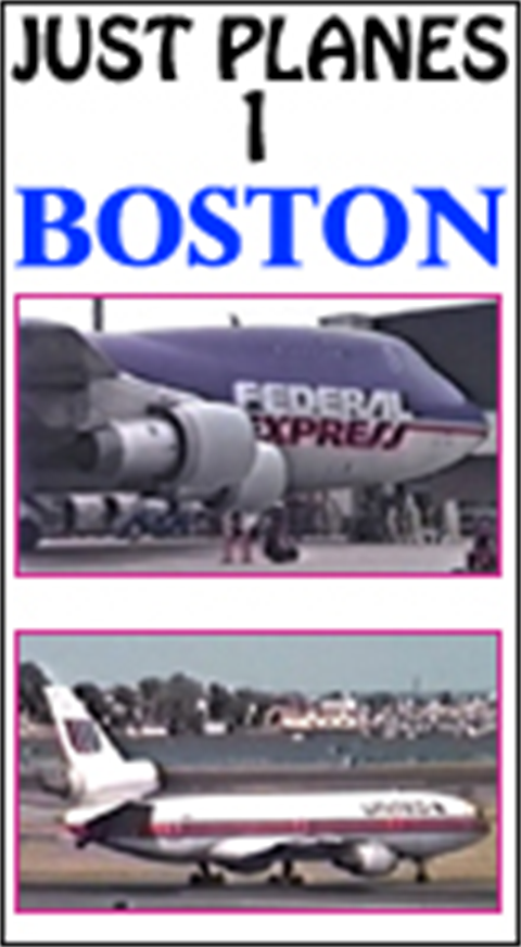 WORLD AIRPORT CLASSICS : Boston (1991)