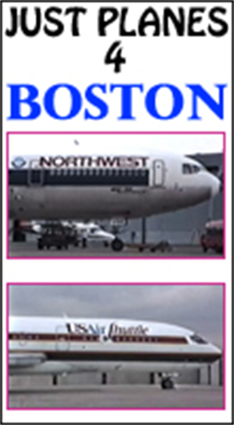 WORLD AIRPORT CLASSICS : Boston (1992)