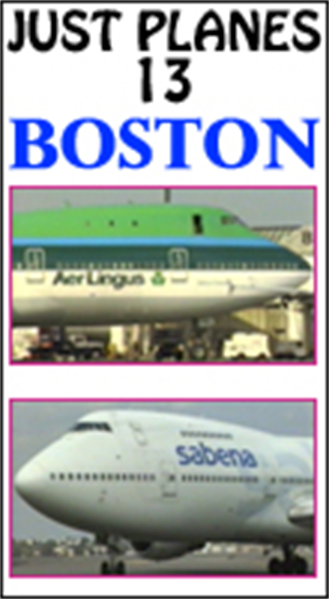 WORLD AIRPORT CLASSICS : Boston (1994)