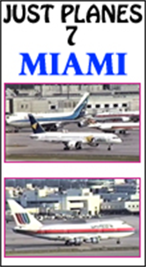 WORLD AIRPORT CLASSICS : Miami (1993)