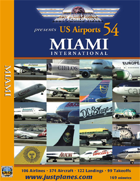 WORLD AIRPORT CLASSICS : Miami (2000-02)