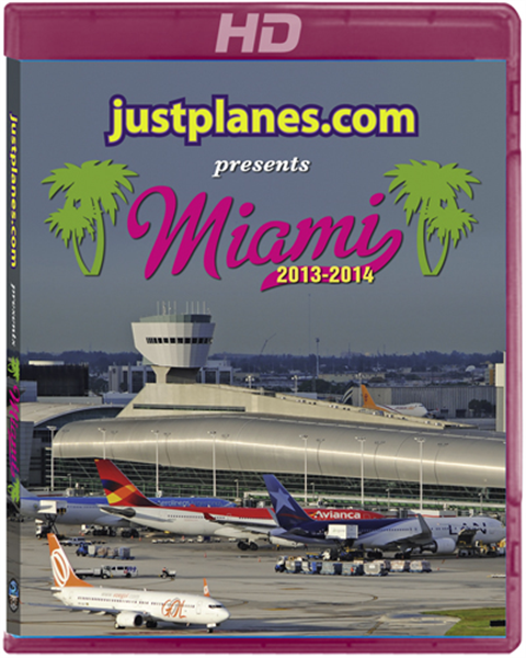 WORLD AIRPORT : Miami 2013-14 (HD)