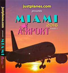 WORLD AIRPORT : Miami 2015-16 Part 1 (DVD)