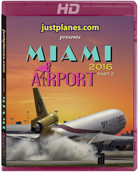 WORLD AIRPORT : Miami 2015-16 Part 2