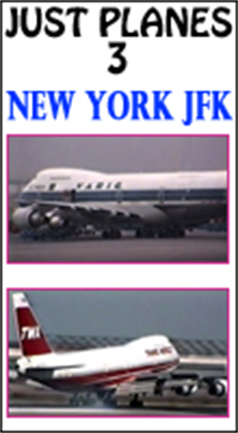 WORLD AIRPORT CLASSICS : New York JFK (1993)