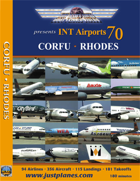 WORLD AIRPORT CLASSICS : Corfu & Rhodos (2001)