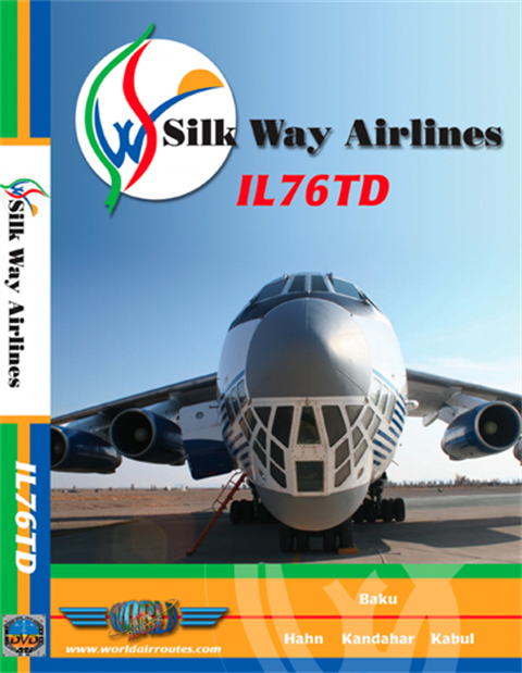 WAR : Silk Way IL76