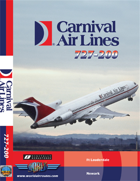 WAR : Carnival Airlines 727-200