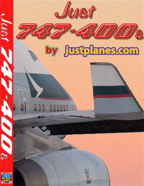 XTRA : Just 747-400s