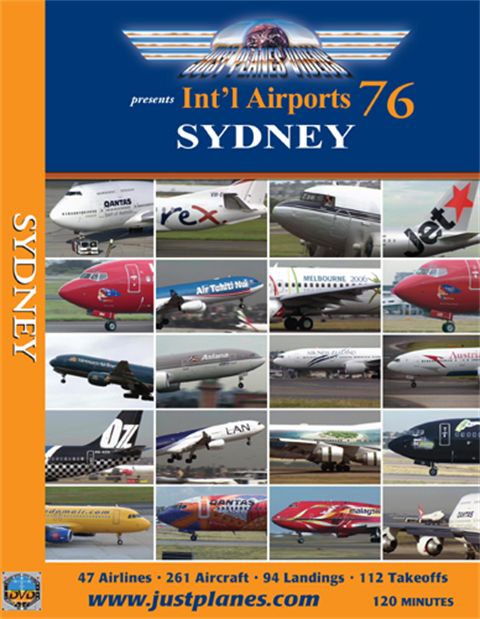 WORLD AIRPORT CLASSICS : Sydney (2006)