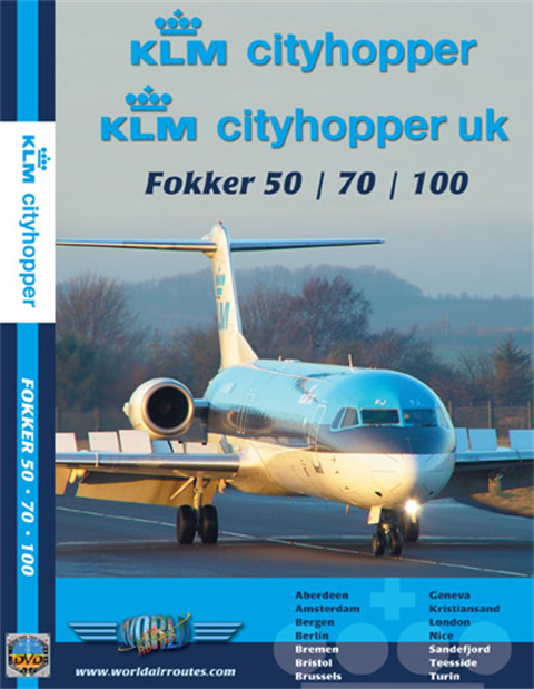 WAR : KLM Cityhopper & KLM UK