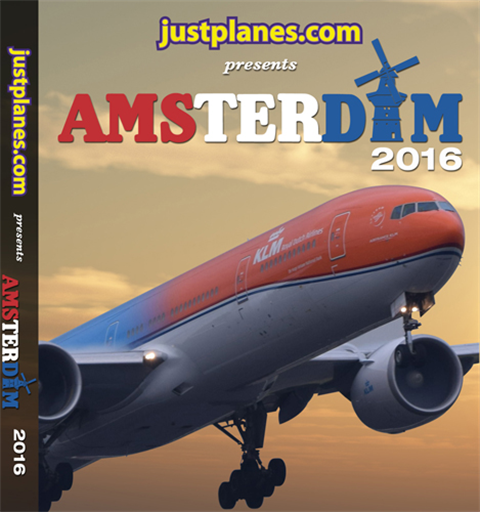 WORLD AIRPORT : Amsterdam 2016 (DVD)