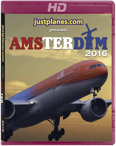 WORLD AIRPORT : Amsterdam 2016