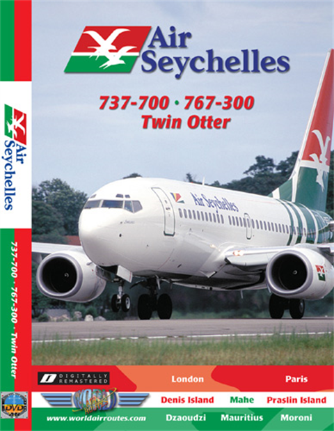 WAR : Air Seychelles 737 & 767