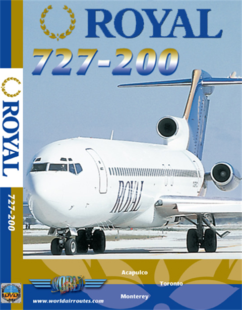 WAR : Royal B727-200