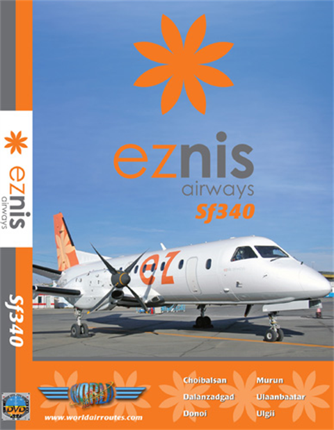 WAR : Eznis Airways Sf340