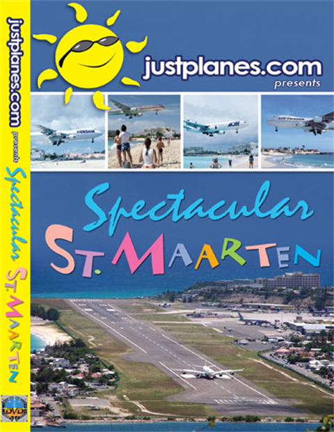 WORLD AIRPORT CLASSICS : St Maarten (2005)