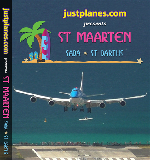 WORLD AIRPORT : St Maarten 2016 (DVD)