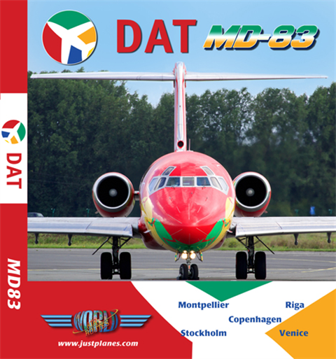 DAT MD83 (DVD)