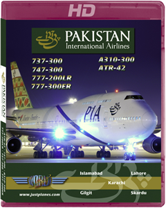 Pakistan Int'l 737, 747, 777