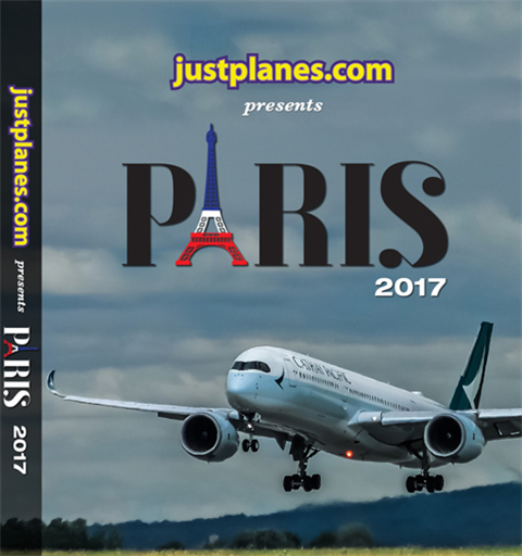 WORLD AIRPORT : Paris 2017 (DVD)