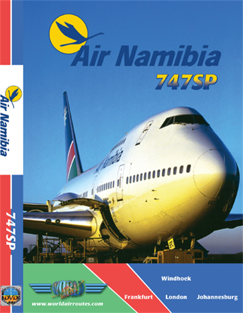 WAR : Air Namibia 747SP