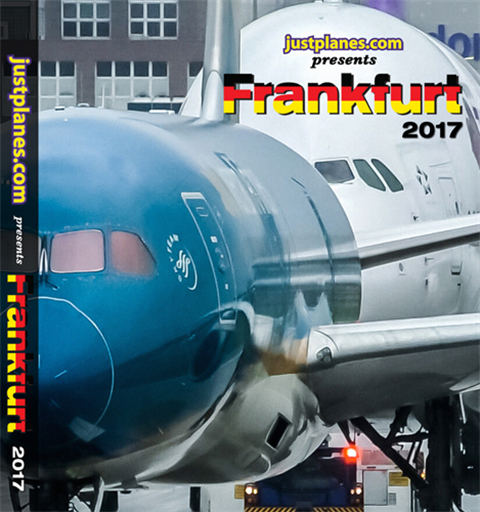 WORLD AIRPORT : Frankfurt 2017 (DVD)