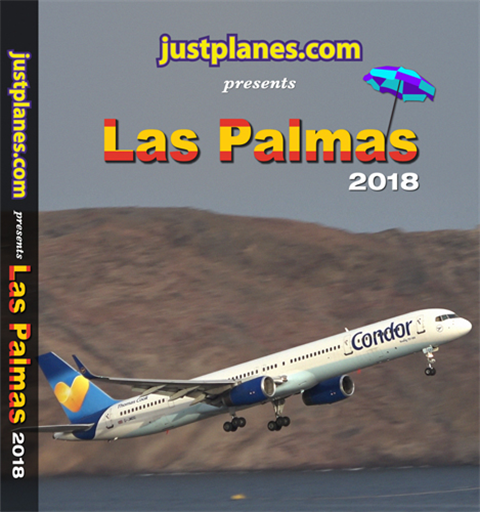 WORLD AIRPORT : Las Palmas (DVD)