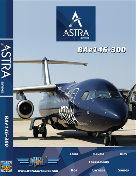 WAR : Astra Airlines BAe146-300