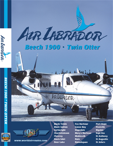 WAR : Air Labrador Beech 1900, Twin Otter