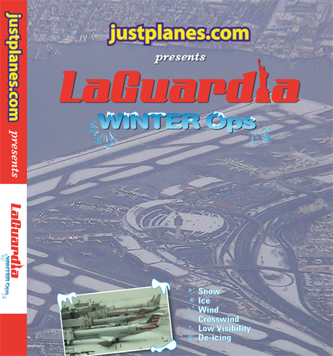WORLD AIRPORT : New York La Guardia (DVD)