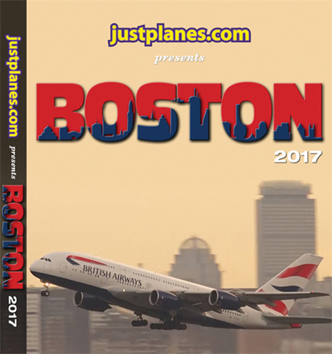WORLD AIRPORT : Boston 2017 (DVD)