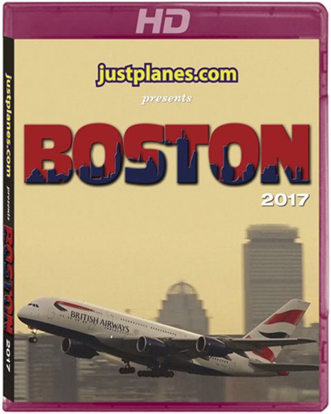 WORLD AIRPORT : Boston 2017