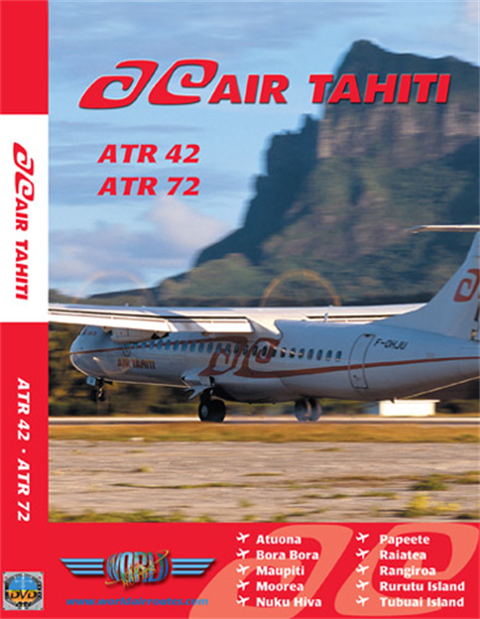 WAR : Air Tahiti ATR-42/72