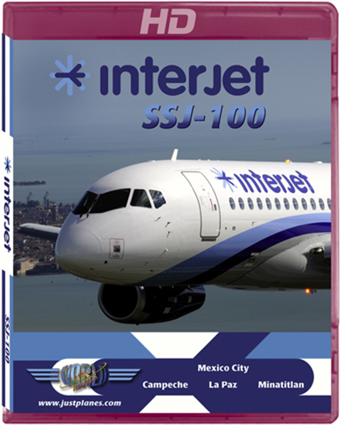 Interjet SSJ-100