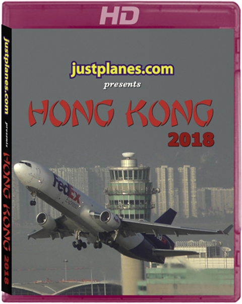 WORLD AIRPORT : Hong Kong 2018