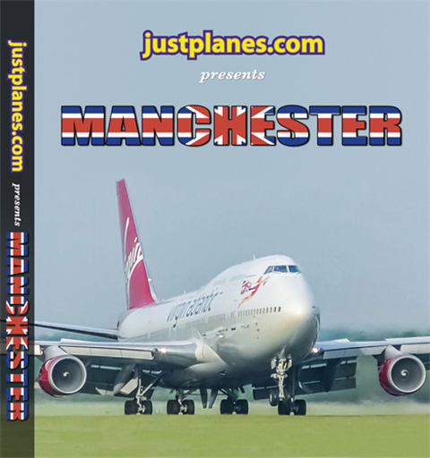 WORLD AIRPORT : Manchester 2018 (DVD)