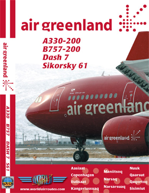 WAR : Air Greenland A330, 757 & Dash 7