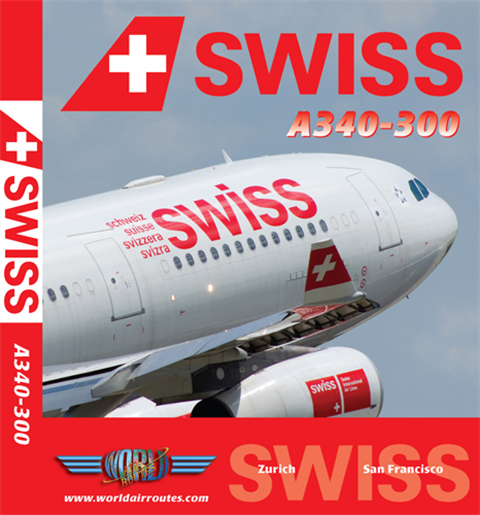 "Swiss A340 ""San Francisco"" (DVD)"