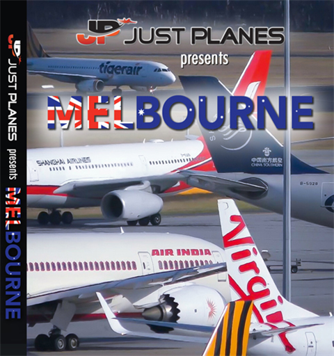 WORLD AIRPORT : Melbourne (DVD)