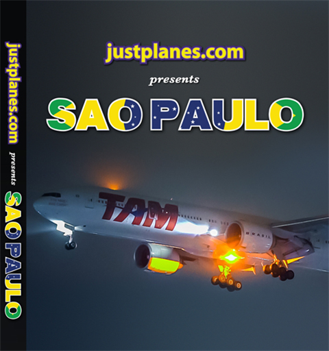 WORLD AIRPORT : Sao Paulo (DVD)