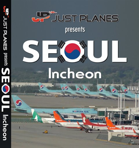 WORLD AIRPORT : Seoul Incheon (DVD)