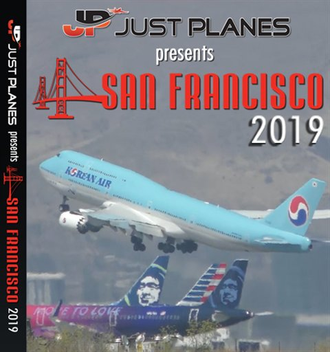 WORLD AIRPORT : San Francisco 2019 (DVD)